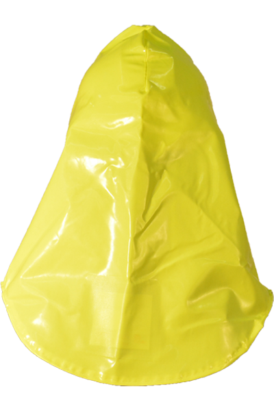 Cape Hood In Higlo Front Snap Closure Cape Hood