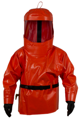 NIOSH TC-19C-310 Jacket Hood Combinations